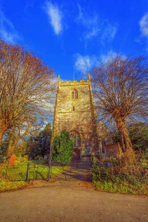 parish: Parish church uk