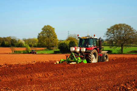 english countryside: Agriculture in the English countryside