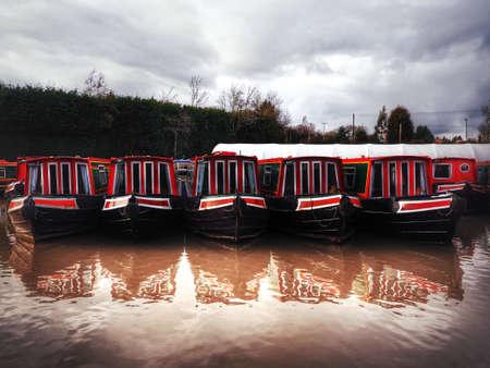 inland waterways: Canal