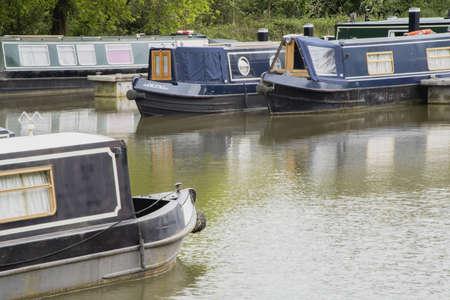 inland waterways: boats