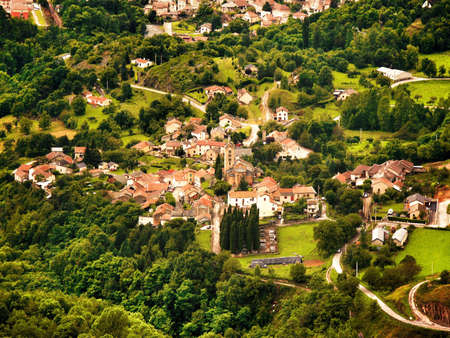 pyrenean: Ariege region of the French Pyrenees