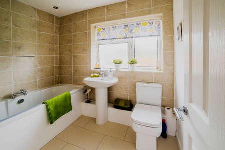 loo: bathroom Stock Photo