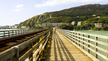 wales: barmouth west wales