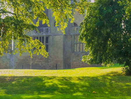 warwickshire: kenilwort castle warwickshire uk Stock Photo