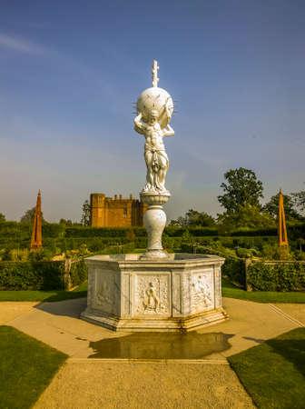 warwickshire: kenilwort castle warwickshire uk Editorial