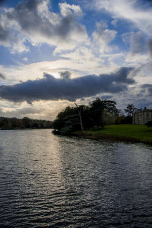 warwickshire: compton verney estate stately home warwickshire uk