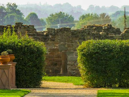 kenilwort castle warwickshire uk Stock Photo