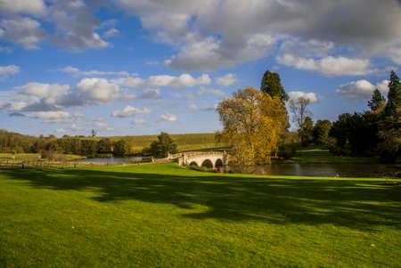 compton verney estate stately home warwickshire uk