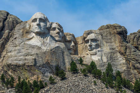 Mount Rushmore National Memorial Editorial