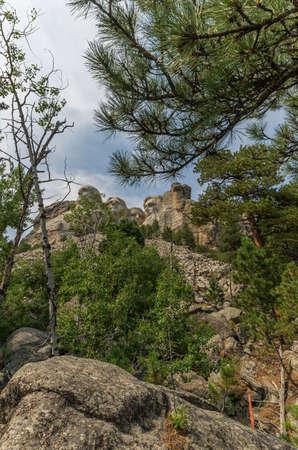 Mount Rushmore National Memorial Editorial