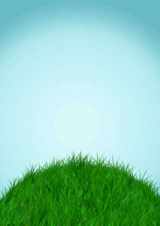 sky and ground background illustration earth