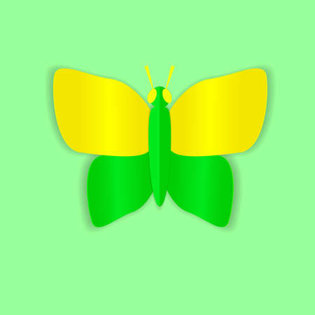 convoluted: A butterfly