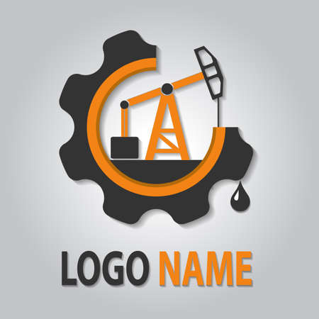 A universal logo for the oil companies Logo