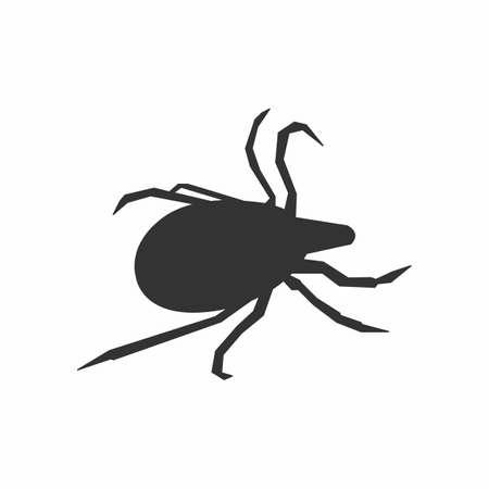mite: The mite icon. The illustration shows a dangerous mite.