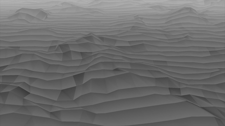 Ground Crack Earthquake 3D Renderings Animations. Huge Drought Plain Global Warming and Climate Change - Dying Earth Concept Aerial 3D Animation. Standard-Bild - 94496901