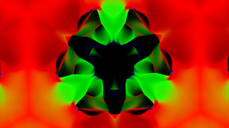 Surrealistic abstract background. Abstract kaleidoscope pattern for design.