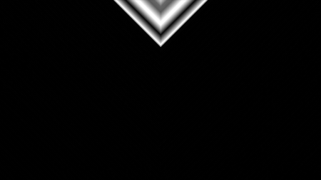 Dynamic black and white transition vertical animation with V shapes covering the screen and then inverting to reveal a perfect loop. Great for keying, masking and overlays. Motion backgrounds ideal for editing, led backdrops or broadcasting featuring black and white arrows moving vertically