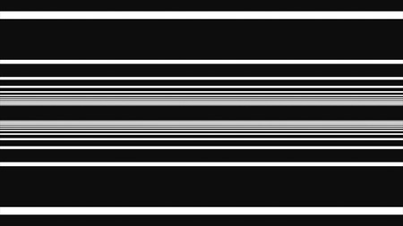 Infinite fly through straight stripes on black background. Lines background. Flying Through a Universe of Colorful Blinking and Twinkling streaks. 写真素材