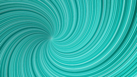 Colorful hypnotic spiral iris vortex abstract motion background for use with music videos. Colorful circular spiral rotating background. Abstract animated glowing blue background