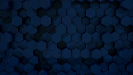 Background of moving cells in form of honeycombs. Animation. Background consisting of moving up and down honeycomb. Animated background of moving cells in form of honeycombs.