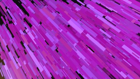 Abstract animation of colorful background strokes moving diagonally. Animation. Background of colorful multilayer flow of colored rectangular strokes moving diagonally Stock fotó