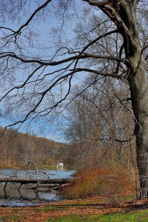 guardrail: Spring park