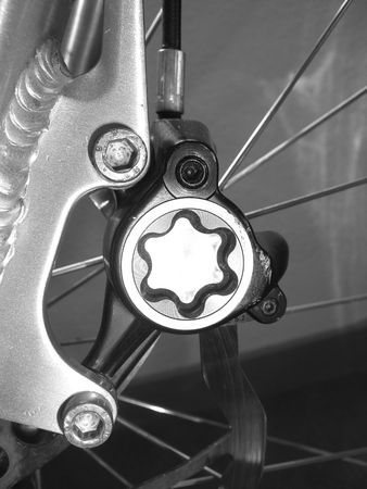 brake caliper: Hydraulic_Brake