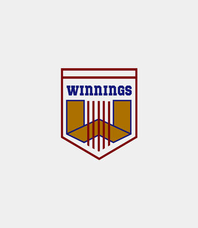 American-style logo for a successful business