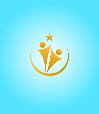 logo on the theme of nature and ecology, beautiful design will make your business successful Logo