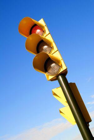 Red light Reklamní fotografie