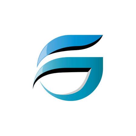 G letter logo vector template