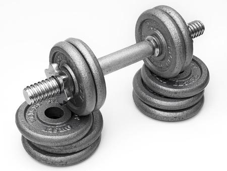 heaviness: Iron Dumbbell