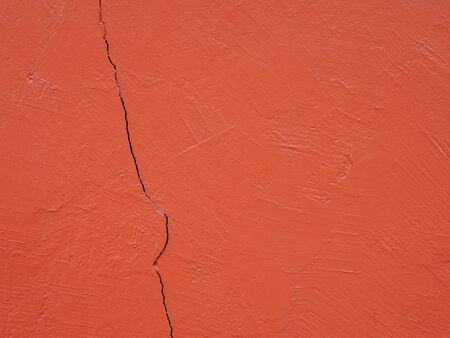 lumpy: Orange wall and fracture