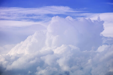 atmospheric: Fluffy Cloud and Atmospheric