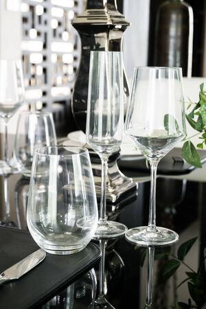 decoracion mesas: Decoración del vector para la hora de comer