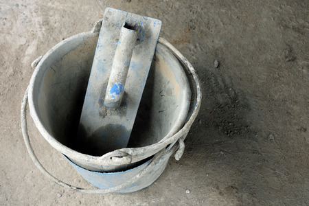 Plaster utensil photo