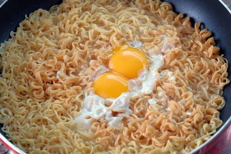 instant noodle: Instant noodle - junk food