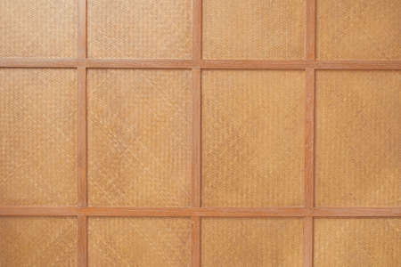 Wooden wall pattern background and texture Stock Photo