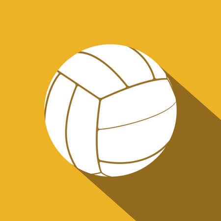 volleyball player: volleyball