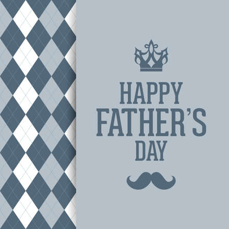 abstract Happy father's day on a special background Zdjęcie Seryjne - 27161075