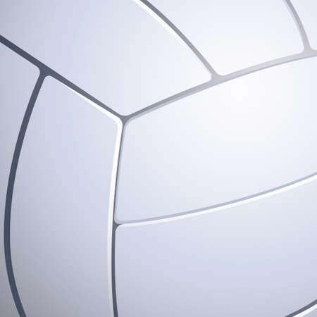 abstract volleyball ball texture making a special background