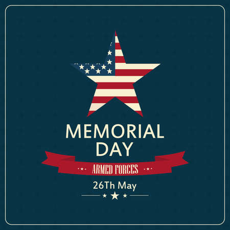 abstract memorial day background with special objects Zdjęcie Seryjne - 28338712
