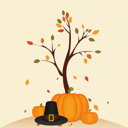 abstract thanksgiving day background with special allusive objects Zdjęcie Seryjne - 29966805