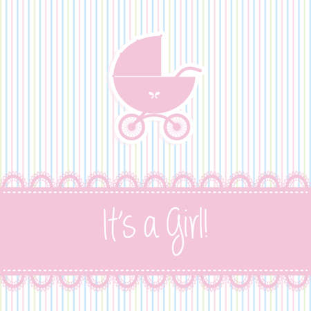 abstract baby shower background with some special objects Zdjęcie Seryjne - 31211895