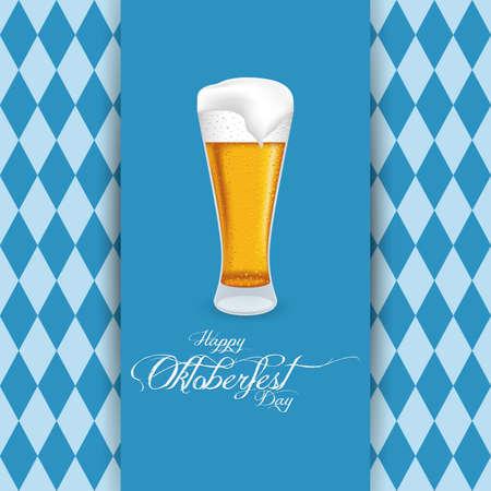 Résumé de fond Oktoberfest avec quelques objets spéciaux Banque d'images - 31598088