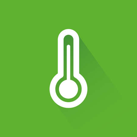 sostenibilit�: astratto sostenibilit� icona su uno sfondo verde
