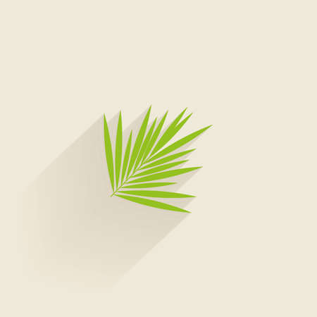 cosmetician: Isolated spa icon on a colored background