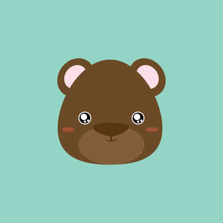 bear face expression