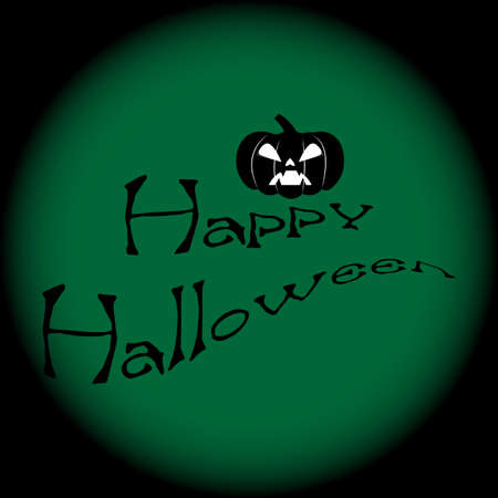 Happy halloween background Illustration