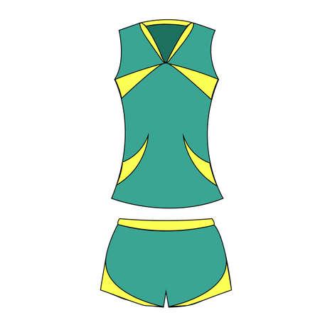 Special Sport Uniform.